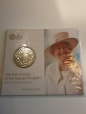 Royal Mint £20 Silver Coin | The 90th Birthday of Her Majesty The Queen UK