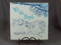 """We The People- Star Spangled Banner-God Bless America-Delta 12"""" LP Vinyl Record"""