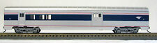 "HO 72 Ft Pass. Railway Post Office , RTR Amtrak 4b ""Wave"" paint Scheme (1-94701)"
