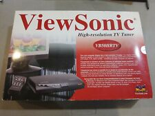 NEW - Viewsonic High Resolution TV Tuner VB50HRTV for Computer - FREE SHIPPING