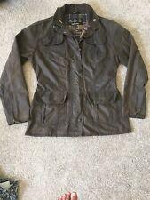 Barbour Size 10 Wax Jacket
