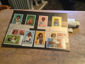 Belize Unmounted Mint Stamp Lot