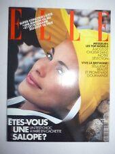 magazine de Mode ELLE #2483 2 aout 1993