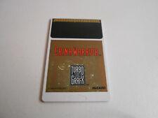 China Warrior HuCard für TurboGrafx / PC Engine