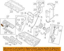 VOLVO OEM 08-13 C30 Throttle Body-Gasket 30637439