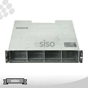 DELL POWERVAULT MD3600f 12x LFF STORAGE CHASSIS 2PS 2x FC RAID MODULE 12x TRAY