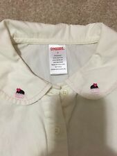 GYMBOREE Girls Size 7 CUTE Cupcake Ivory Long Sleeved Shirt