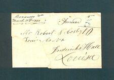 """Goodalls Va. March 11th 1850"" 2-pg ltr to Louisa & Forwarded - Fredericks Hall."