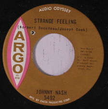 JOHNNY NASH: Strange Feeling 45 (co) Soul