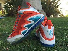 Nike Men´s Shoes Air Max 360 Diamond Griff  Orange/White/Blue 580398 800