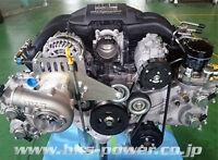 HKS GT SUPERCHARGER PRO KIT FOR TOYOTA 86 FA20  ver 3 later model