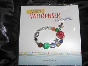 """Kommuniongeschenk  """"Vaterunser- Armband"""" Kommunion Erstkommunion"""
