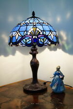 Baroque Style Museum Quality classical floral Tiffany bedside Lamp*in stock now