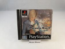 PARASITE EVE II SONY PLAYSTATION 1 2 3 ONE PS1 PS2 PS3 PSX PAL ITALIANO COMPLETO