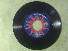 """Jefferson Starship 45 Record """"Hyperdrive"""" and""""light the sky on fire""""(store#1323)"""