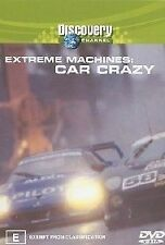 Extreme Machines Car Crazy DVD_ Extreme Machines_Discovery Channel
