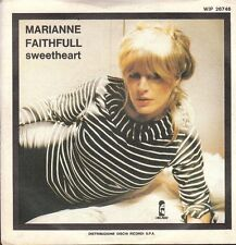 6317 MARIANNE FAITHFULL  SWEETHEART