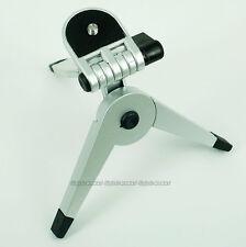 New Mini Portable Tripod for Camera Camcorder DC DV Silver