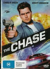 THE CHASE - BRAND NEW & SEALED DVD (CHARLIE SHEEN, KRISTY SWANSON)