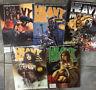 Heavy Metal Magazine Lot Of 5 Years 2005 & 2012