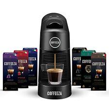 Coffeeza Finero Coffee Making Machine, Premium Espresso & Americano Maker