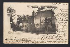 ROYAN (17) VILLAS à l'ENTREE do PARC en 1902