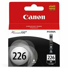 Genuine Canon CLI-226 Black ink for CLI226 226 PIXMA MG8120 MG5120 MG5220 MG5320