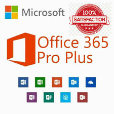 Office 365 Pro Plus Lifetime New Account Complete Office 2019/2016 For 5 PC/MAC