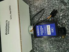 Robitech 1100 Series Motion Controlled Precision Pressure Regulator