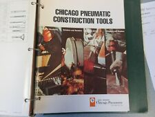 Chicago Pneumatic Construction Tools Information