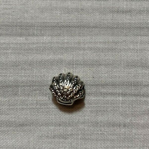 Authentic Pandora Little Mermaid Sparkling Shell .925 Sterling Silver Charm