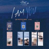 STRAY KIDS - 3rd MINI ALBUM I AM YOU QR PHOTO CARD