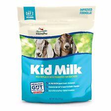 Manna Pro Kid Milk.  Instantized Milk Replacer For Goats. 4 Lb. Pygmy, Boer