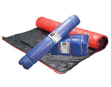 Grip Rite XR1625GR 1 Layer Extreme Concrete Curing Blanket Insulated Tarp 6x25