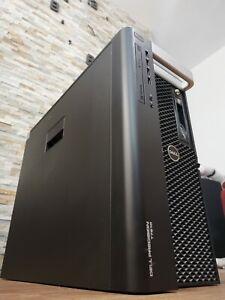 TOP design/CAD *Dell Precision T7610* Workstation 2x E5-2696v2 512GB RAM Quadro