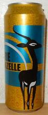 OCOC BIERE LA GAZELLE Beer can from SENEGAL (50cl)