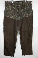 Vintage Winchester Mens 36x32 Camouflage Hunting Pants Reinforced Legs