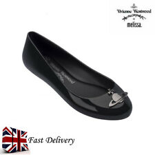 UK Women's Shoes Vivienne Westwood Space Love IV Plastic Pumps Orb Anglomania