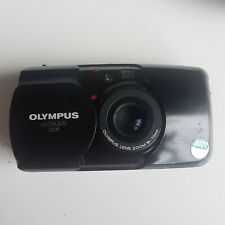 Olympus Stylus Zoom Point and Shoot Camera in Black, Weatherproof, 35mm, Compact