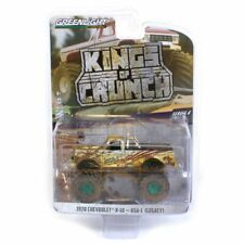Greenlight GREEN MACHINE Kings of Crunch 1970 Chevy K-10 Monster Truck 49040