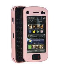 Nokia N97 piel de silicona-rosa