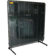 avec des cadres fibre de verre 8/' x 6/' Rideaux de soudage pvc