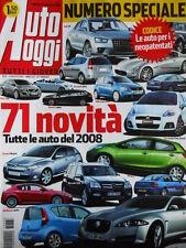 Auto Oggi n°33 2007 Honda S2000 Spider Volvo S60 MAZDA 2  [P45]