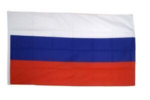 Russland Hissflagge russische Fahnen Flaggen 60x90cm