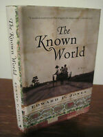 The Known World Edward P. Jones Pulitzer Prize 1st Edition First Printing Novel