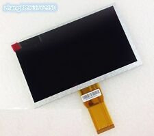 "Sanei N77 7300101466 7"" inch TFT LCD Screen Digitizer Warranty 90 days 66CK"