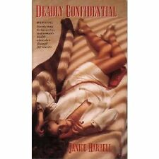 DEADLY CONFIDENTIAL Janice Harrell PB 1st 1992 H2