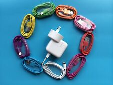 SALE! Wall power charger and iphone6/plus/5 Cable cord power supply USB ipad
