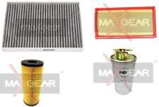 MAXGEAR FILTERSET Innenraum- Luft- Öl- Kraftstofffilter VW AUDI SEAT 1.9 TDI