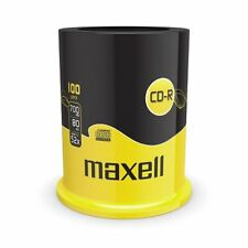 Maxell Cd-r 52x 700mb in Campana 624841 400